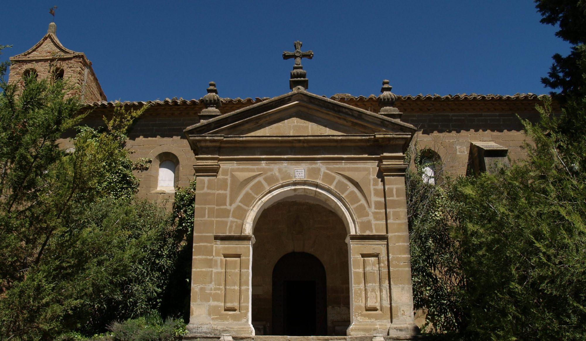 Santuario Virgen de Casbas Ayerbe